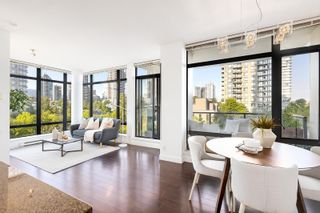 """Main Photo: 506 2345 MADISON Avenue in Burnaby: Brentwood Park Condo for sale in """"ONE MADISON AVENUE"""" (Burnaby North)  : MLS®# R2601656"""