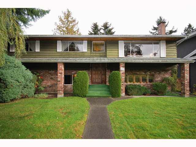 Main Photo: 4213 GILPIN CRESCENT in : Garden Village House for sale : MLS®# V793040