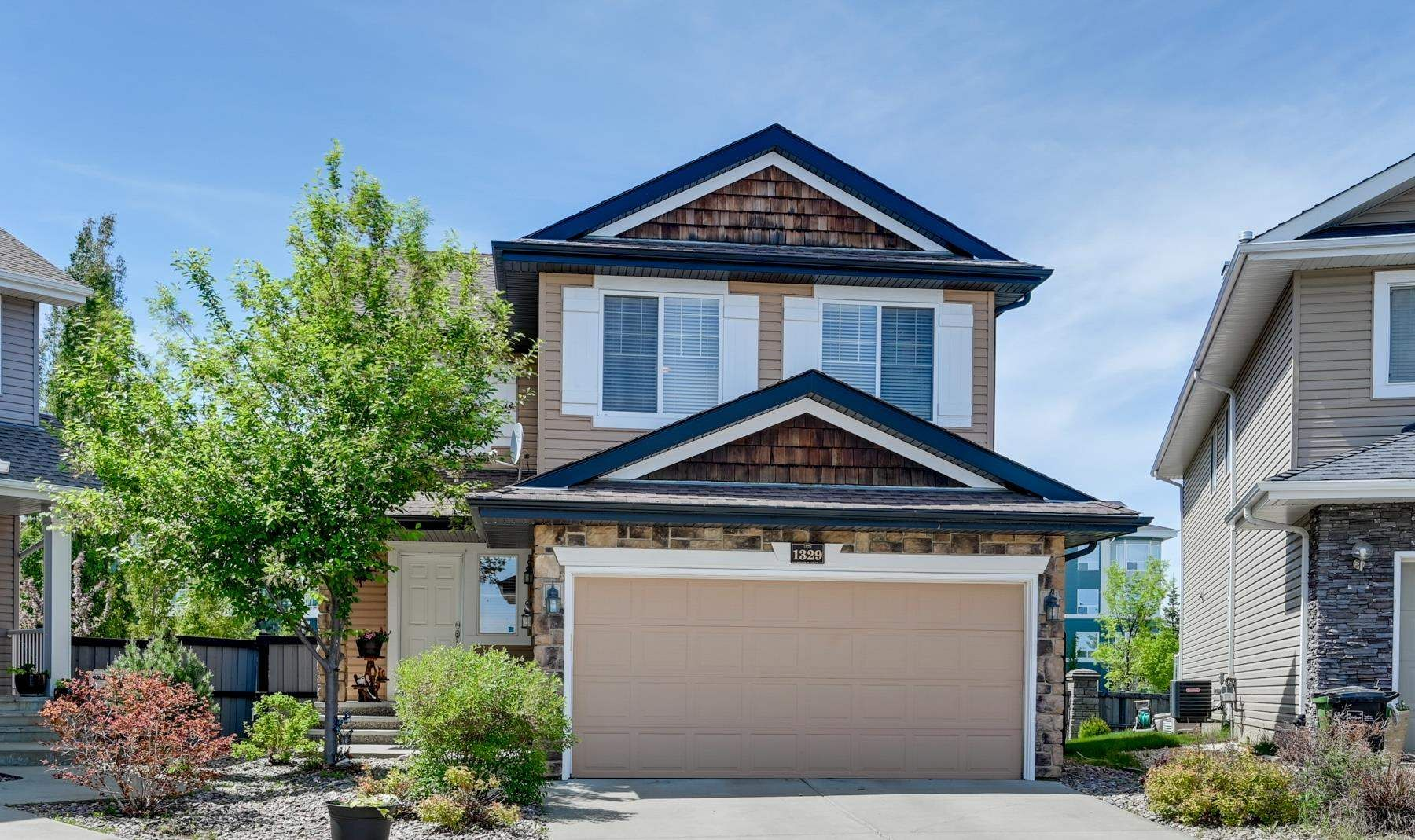Main Photo: 1329 MALONE Place in Edmonton: Zone 14 House for sale : MLS®# E4247611