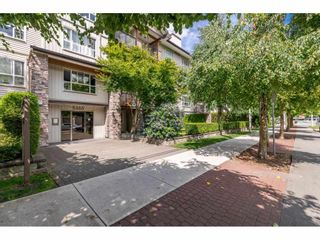 """Photo 1: 209 5465 203 Street in Langley: Langley City Condo for sale in """"Station 54"""" : MLS®# R2394003"""
