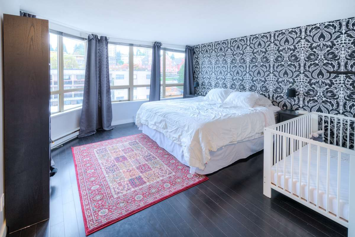 """Photo 9: Photos: 503 328 CLARKSON Street in New Westminster: Downtown NW Condo for sale in """"Highbourne Towers"""" : MLS®# R2012912"""