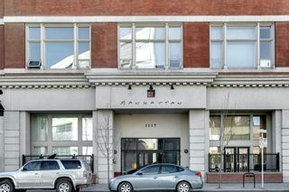 Photo 2: 110 1117 1 Street SW in Calgary: Beltline Apartment for sale : MLS®# A1134470
