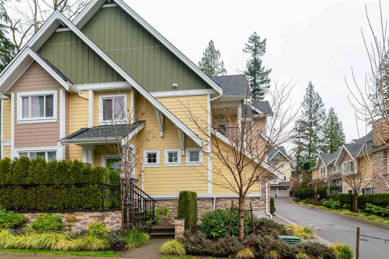 "Main Photo: 101 1405 DAYTON Street in Coquitlam: Burke Mountain Townhouse for sale in ""ERICA"" : MLS®# R2537442"