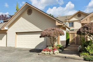 """Photo 1: 78 6140 192 Street in Surrey: Cloverdale BC Townhouse for sale in """"Estates at Manor Ridge"""" (Cloverdale)  : MLS®# R2625157"""
