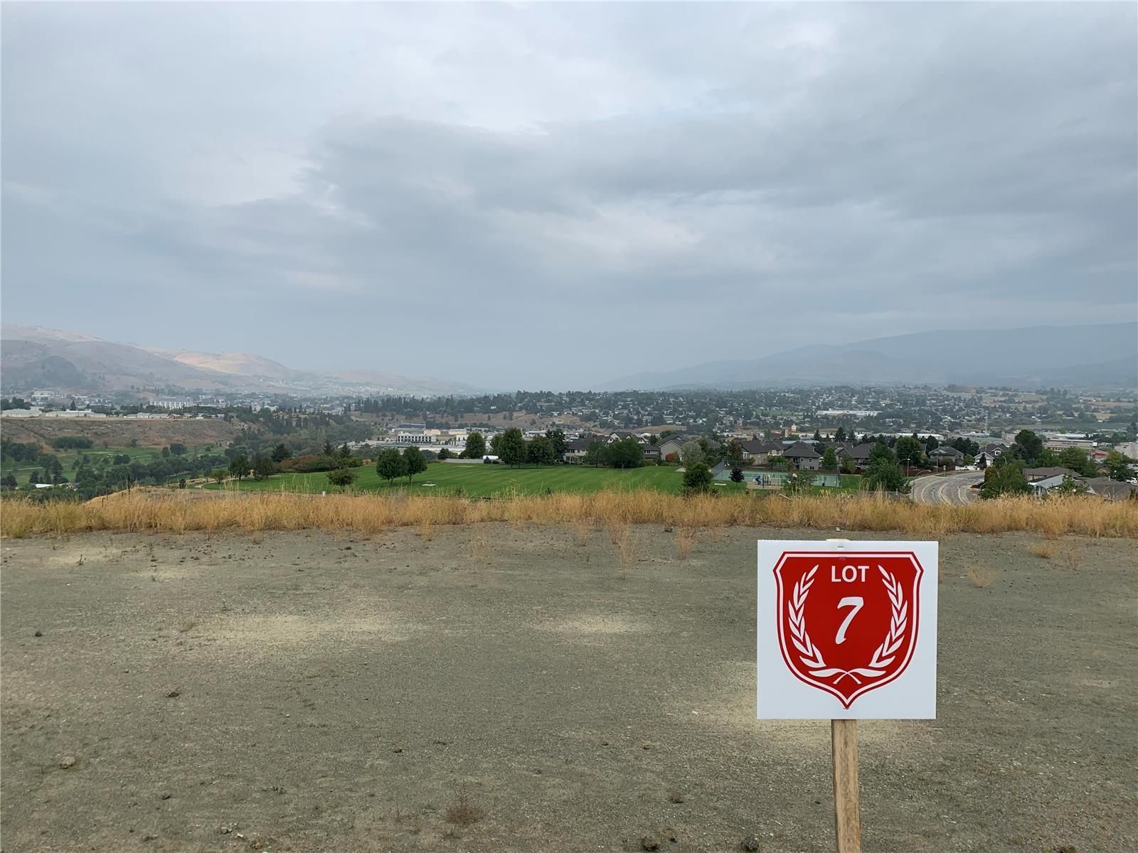 Main Photo: #Lot 7 961 Mt. Griffin Road, in Vernon: Vacant Land for sale : MLS®# 10241025