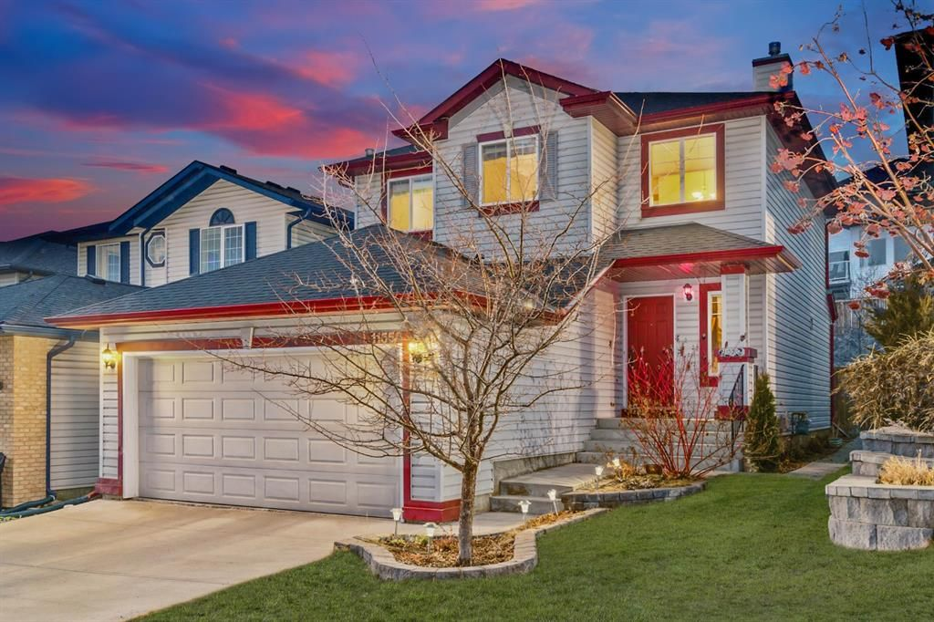 Main Photo: 11558 Tuscany Boulevard NW in Calgary: Tuscany Detached for sale : MLS®# A1072317