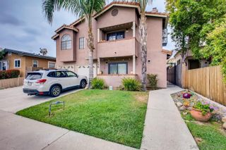 Photo 2: UNIVERSITY HEIGHTS Condo for sale : 1 bedrooms : 1636 Meade Ave #1 in San Diego