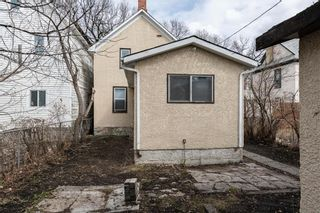 Photo 25: 356 Pritchard Avenue in Winnipeg: North End Residential for sale (4A)  : MLS®# 202106950