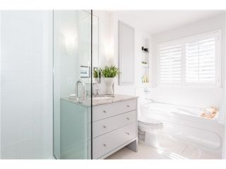 """Photo 6: 910 W 13TH Avenue in Vancouver: Fairview VW Townhouse for sale in """"THE BROWNSTONE"""" (Vancouver West)  : MLS®# V1140268"""