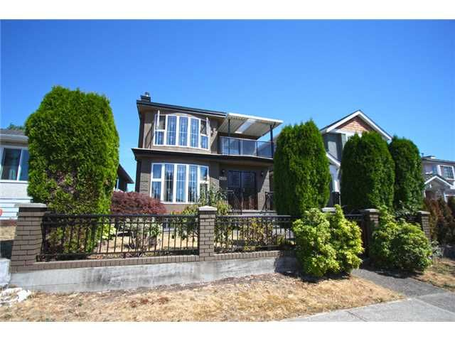 Main Photo: 5408 CULLODEN ST in Vancouver: Knight House for sale (Vancouver East)  : MLS®# V1132193