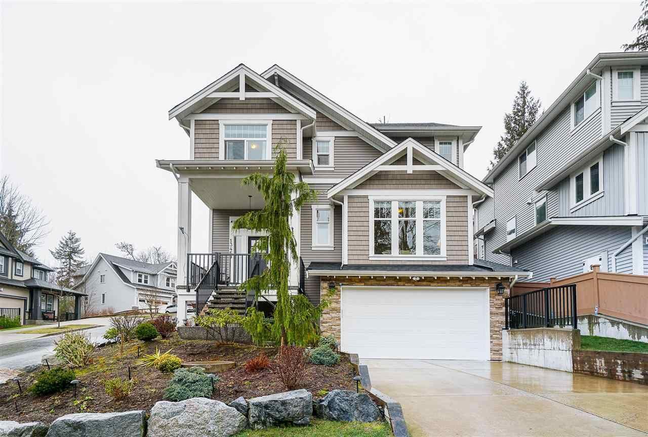 "Main Photo: 13469 NELSON PEAK Drive in Maple Ridge: Silver Valley House for sale in ""Nelson Peak"" : MLS®# R2541666"