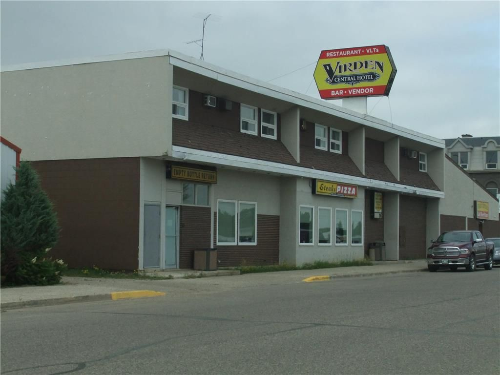 Main Photo: 444 6th Avenue South in Virden: Industrial / Commercial / Investment for sale (R33 - Southwest)  : MLS®# 202017664