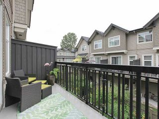 """Photo 6: 709 PREMIER Street in North Vancouver: Lynnmour Townhouse for sale in """"WEDGEWOOD"""" : MLS®# V1138675"""