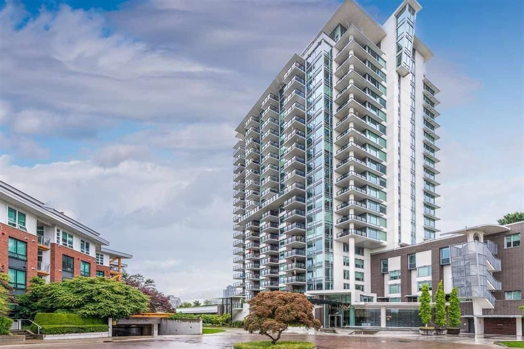 """Main Photo: 706 210 SALTER Street in New Westminster: Queensborough Condo for sale in """"THE PENINSULA"""" : MLS®# R2600076"""