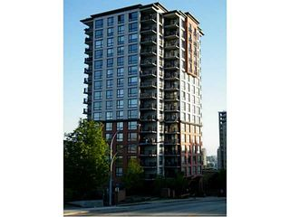 Photo 1: # 608 814 ROYAL AV in New Westminster: Downtown NW Condo for sale : MLS®# V1034513