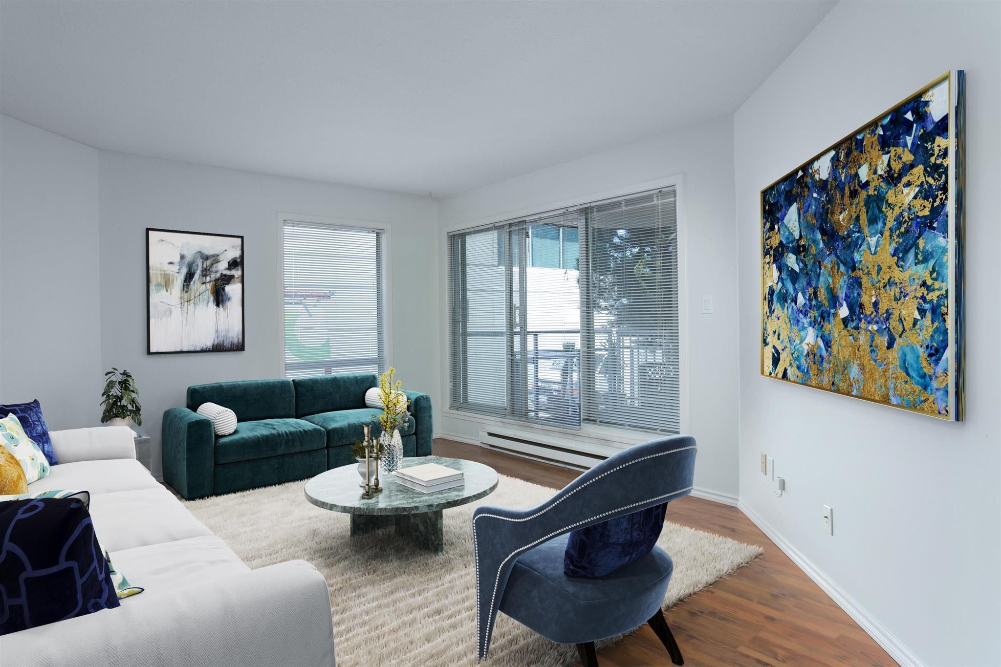 """Main Photo: 222 1236 W 8TH Avenue in Vancouver: Fairview VW Condo for sale in """"Galeria II"""" (Vancouver West)  : MLS®# R2598424"""