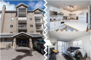 Photo 1: 319 10535 122 Street in Edmonton: Zone 07 Condo for sale : MLS®# E4238622
