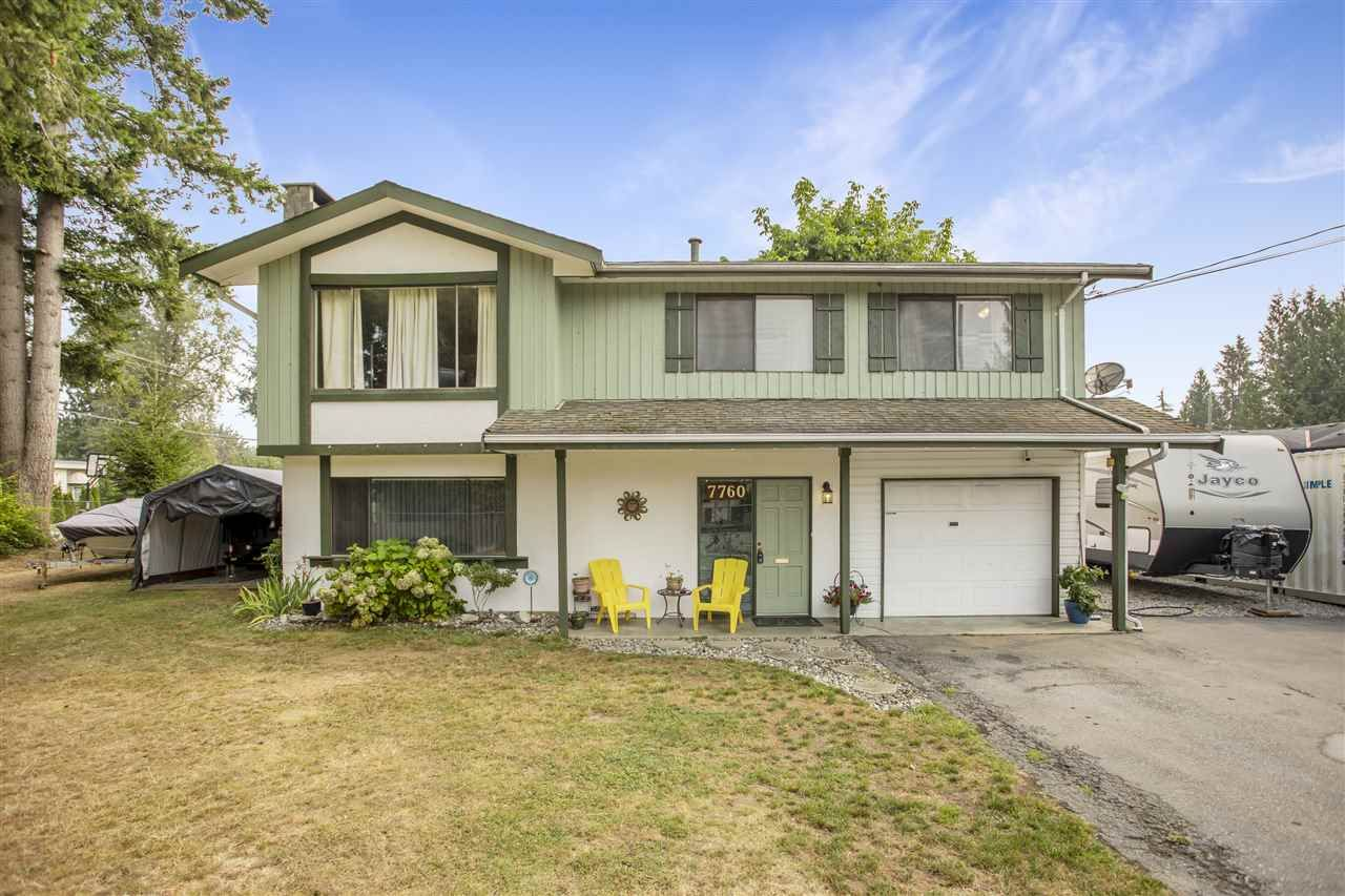 Main Photo: 7760 ROOK Crescent in Mission: Mission BC House for sale : MLS®# R2497953