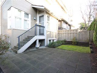 """Photo 16: 6618 ARBUTUS Street in Vancouver: S.W. Marine Townhouse for sale in """"BANNISTER MEWS"""" (Vancouver West)  : MLS®# V1096774"""