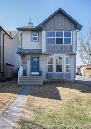 Main Photo: 218 CRANBERRY Place SE in Calgary: Cranston Detached for sale : MLS®# A1097484
