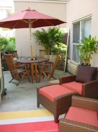"""Photo 14: 119 511 W 7TH Avenue in Vancouver: Fairview VW Condo for sale in """"BEVERLEY GARDENS"""" (Vancouver West)  : MLS®# V818310"""