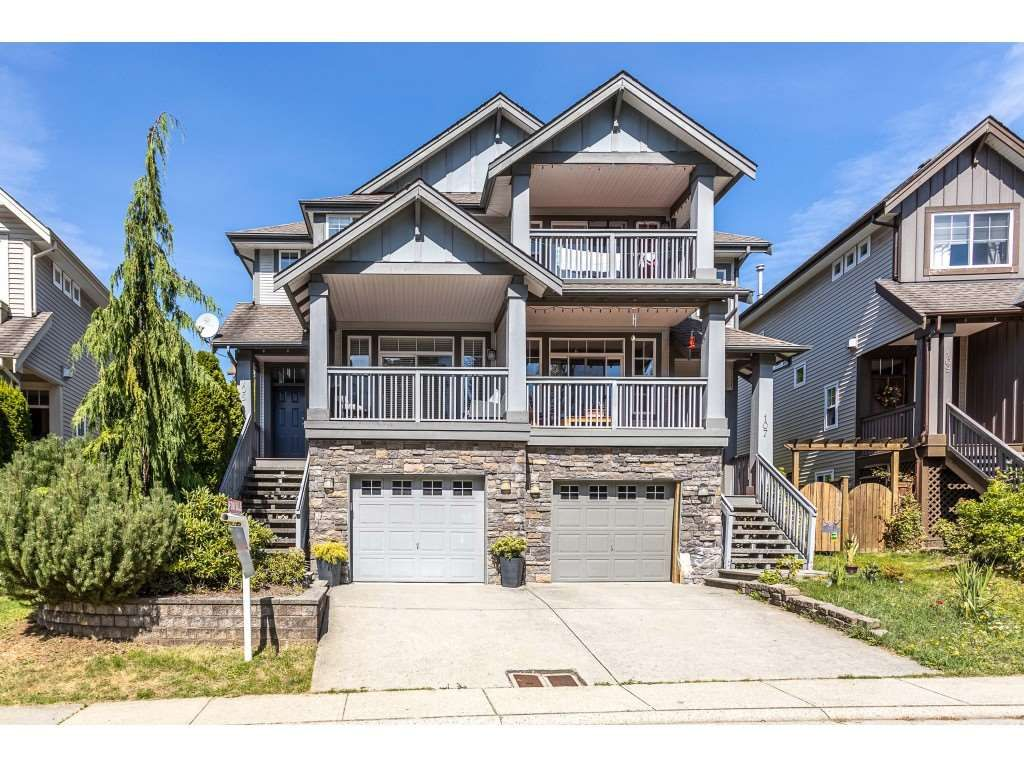 Main Photo: 105 FOREST PARK Way in Port Moody: Heritage Woods PM 1/2 Duplex for sale : MLS®# R2491120