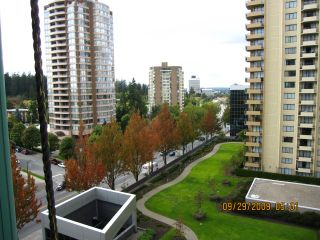 """Photo 10: 1006 5899 WILSON Avenue in Burnaby: Central Park BS Condo for sale in """"PARAMOUNT TOWER II"""" (Burnaby South)  : MLS®# V790393"""