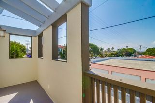Photo 12: PACIFIC BEACH Townhouse for sale : 3 bedrooms : 4782 Ingraham in San Diego