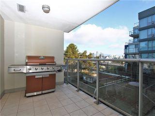Photo 8: # 301 1425 W 6TH AV in Vancouver: False Creek Condo for sale (Vancouver West)  : MLS®# V1047018