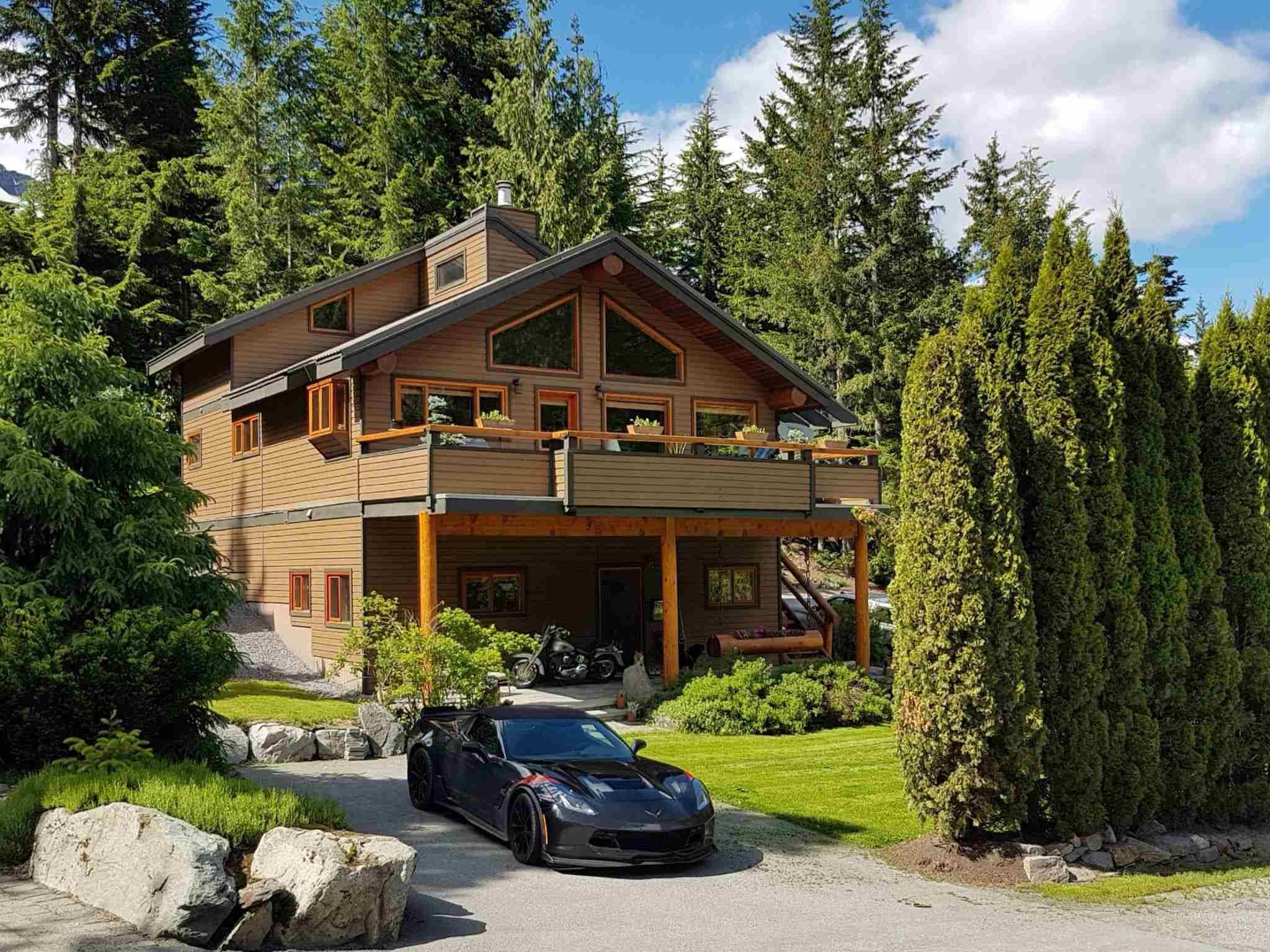 "Main Photo: 2347 CHEAKAMUS Way in Whistler: Bayshores House for sale in ""Bayshores"" : MLS®# R2595543"