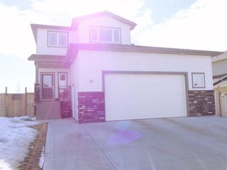 Main Photo: 21 N Palisades Street in Blackfalds: Panorama Estates Residential for sale : MLS®# A1076592