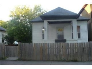 Photo 1: 479 Redwood Avenue in Winnipeg: Residential for sale (Canada)  : MLS®# 1114237