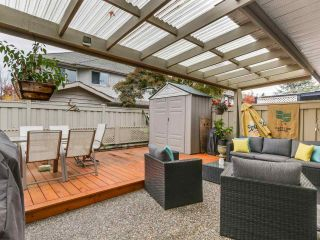"""Photo 18: 53 4756 62 Street in Delta: Holly Townhouse for sale in """"ASHLEY GREEN"""" (Ladner)  : MLS®# R2130186"""
