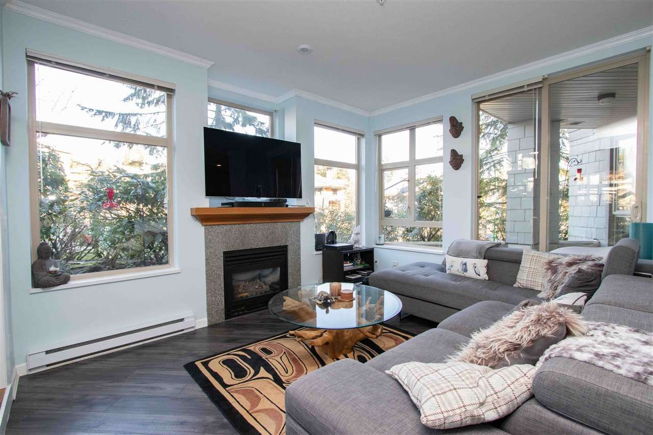 """Main Photo: 224 580 RAVENWOODS Drive in North Vancouver: Roche Point Condo for sale in """"SEASONS @ RAVEN WOODS"""" : MLS®# R2366764"""