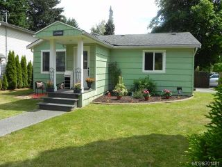 Photo 1: B 1790 20th St in COURTENAY: CV Courtenay City House for sale (Comox Valley)  : MLS®# 701481
