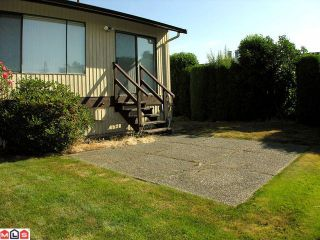 """Photo 3: 20 2962 NELSON Place in Abbotsford: Central Abbotsford Townhouse for sale in """"Willband Creek"""" : MLS®# F1120705"""