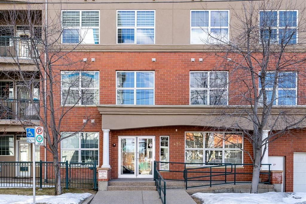 Main Photo: 212 495 78 Avenue SW in Calgary: Kingsland Apartment for sale : MLS®# A1136041