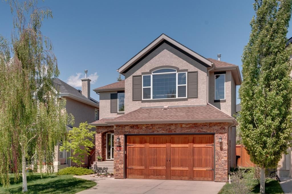 Main Photo: 97 Tuscany Glen Way NW in Calgary: Tuscany Detached for sale : MLS®# A1113696