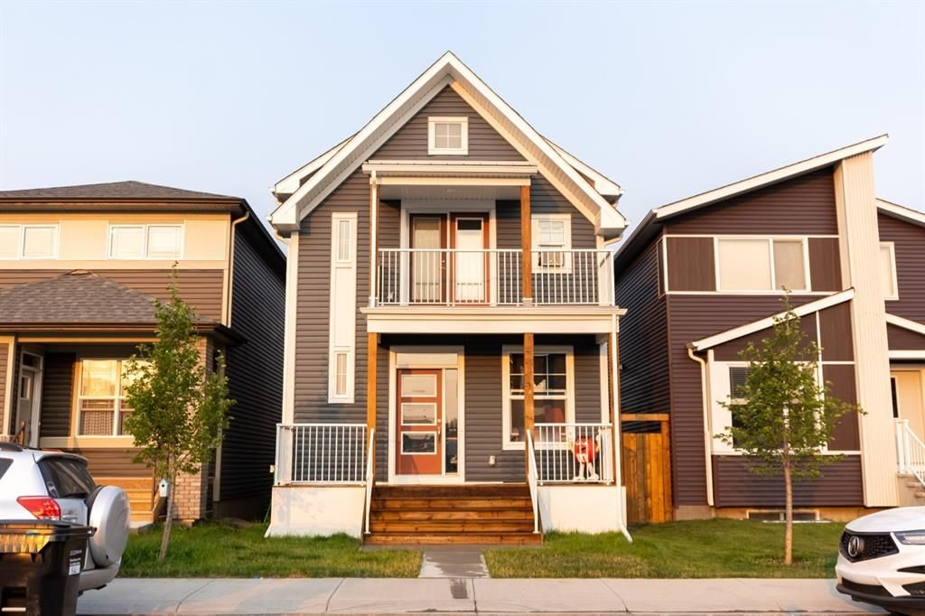 Main Photo: 166 Howse Common in Calgary: Livingston Detached for sale : MLS®# A1143791