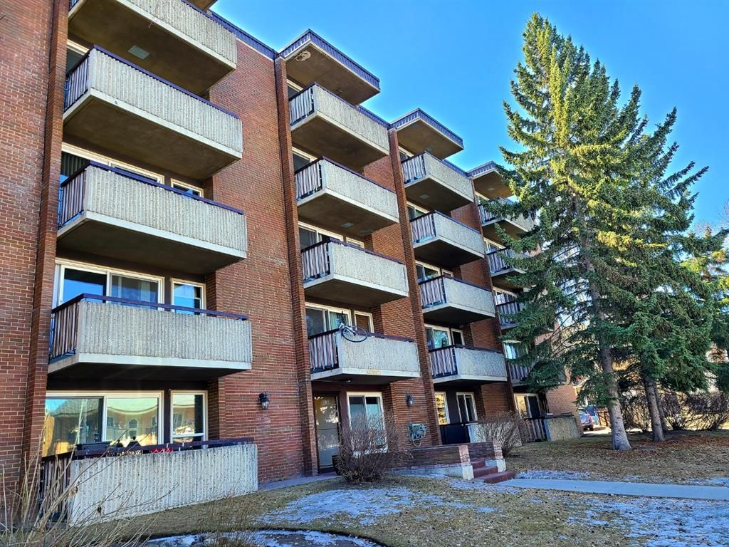 Main Photo: 404 903 19 Avenue SW in Calgary: Lower Mount Royal Apartment for sale : MLS®# A1094813