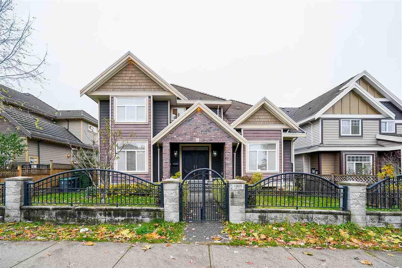"Main Photo: 15825 108 Avenue in Surrey: Fraser Heights House for sale in ""Fraser Heights"" (North Surrey)  : MLS®# R2518084"