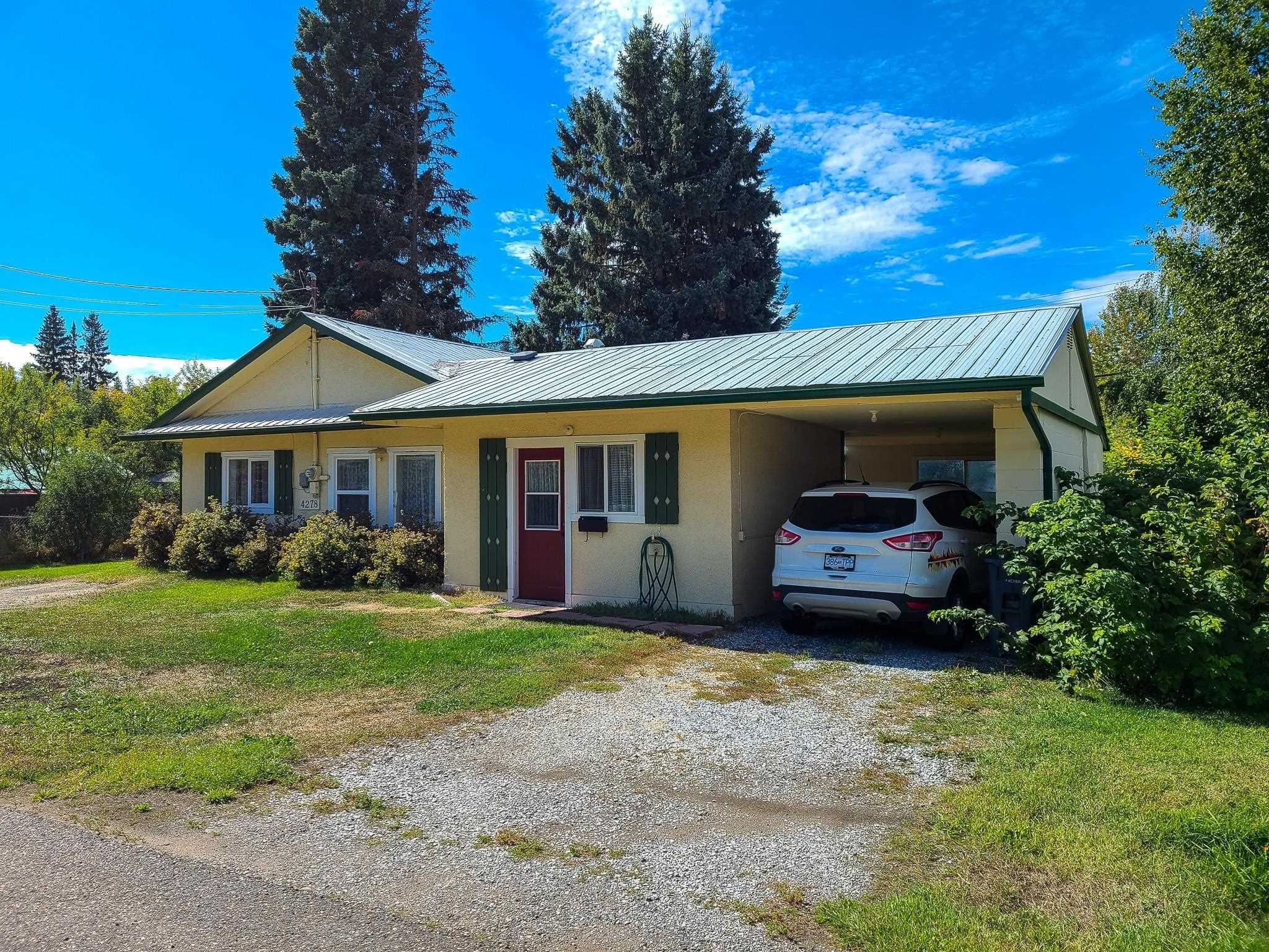 """Main Photo: 4278 FEHR Road in Prince George: Hart Highway House for sale in """"HART HIGHWAY"""" (PG City North (Zone 73))  : MLS®# R2615565"""