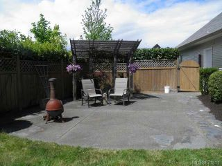 Photo 19: 950 Brooks Pl in COURTENAY: CV Courtenay East House for sale (Comox Valley)  : MLS®# 671811