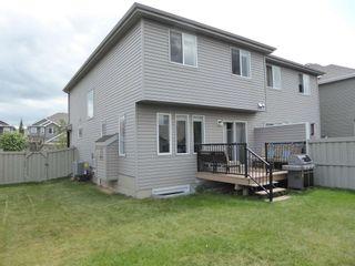 Photo 28: 3814 Whitelaw Place NW in Edmonton: Zone 56 House Half Duplex for sale : MLS®# E4253559