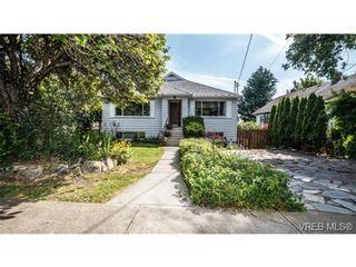 Photo 2: 2749 Asquith St in VICTORIA: Vi Oaklands House for sale (Victoria)  : MLS®# 730382