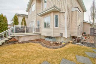 Photo 34: 649 Dalhousie Crescent in Edmonton: Zone 20 House for sale : MLS®# E4241363