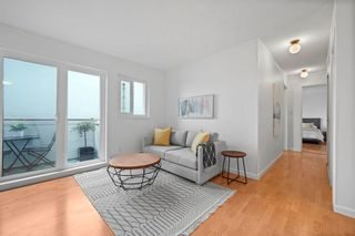 """Photo 3: 304 2159 WALL Street in Vancouver: Hastings Condo for sale in """"WALL COURT"""" (Vancouver East)  : MLS®# R2611907"""