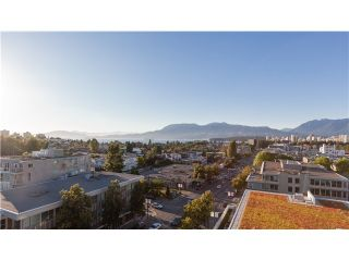 Photo 2: 904 1777 West 7th Ave in Kits 360: Home for sale : MLS®# V1044903