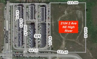 Photo 2: 2104 2 Avenue NE: High River Commercial Land for sale : MLS®# A1081161