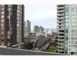 "Photo 6: 814 1330 BURRARD Street in Vancouver: Downtown VW Condo for sale in ""ANCHOR POINT 1"" (Vancouver West)  : MLS®# V757308"